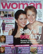 <!--2006-01-16-->Woman magazine - Helen Flanagan & Sally Whittaker cover (1