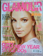<!--2004-01-->Glamour magazine - Britney Spears cover (January 2004)