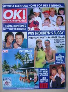 <!--2000-04-28-->OK! magazine (28 April 2000 - Issue 210)