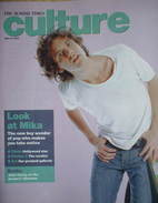 Culture magazine - Mika cover (27 May 2007)
