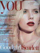 <!--2007-06-17-->You magazine - Scarlett Johansson cover (17 June 2007)