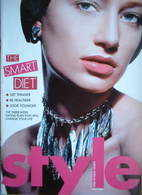 <!--2004-05-09-->Style magazine - Gisele Bundchen cover (9 May 2004)