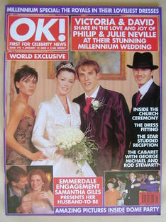 <!--2000-01-14-->OK! magazine (14 January 2000 - Issue 195)