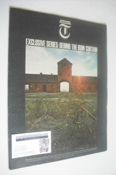 Weekend Telegraph magazine - Behind The Iron Curtain cover (5 November 1965)