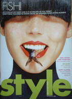 <!--2005-09-25-->Style magazine - Fish cover (25 September 2005)
