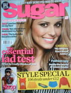 <!--2007-04-->Sugar magazine - Cheryl Cole cover (April 2007)