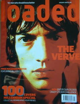 <!--2000-01-->Loaded magazine - Richard Ashcroft cover (January 2000)