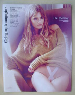 <!--2013-08-24-->Telegraph magazine - Constance Jablonski cover (24 August