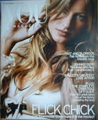 <!--2004-11-14-->You magazine - Gisele Bundchen cover (14 November 2004)
