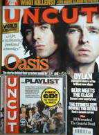 <!--2006-11-->Uncut magazine - Oasis cover (November 2006)