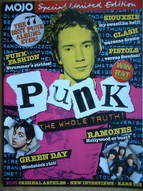 MOJO Limited Edition magazine - Punk (Special Limited Edition)