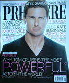 Premiere magazine - Tom Cruise cover (June 2006)