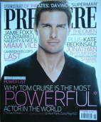 Premiere magazine - Tom Cruise cover (June 2006)