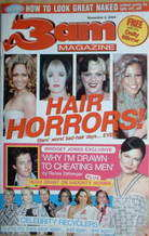 3am magazine - Hair Horrors cover (3 November 2004)