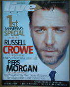 <!--2006-10-15-->Live magazine - Russell Crowe cover (15 October 2006)
