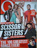 Q magazine - Scissor Sisters cover (October 2006)