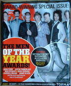 <!--2006-10-->British GQ magazine - October 2006 - Men of the Year Awards c