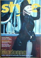 <!--2006-06-11-->Style magazine - Madonna cover (11 June 2006)