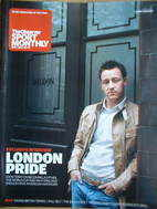 The Observer Sport Monthly magazine - John Terry cover (May 2006)