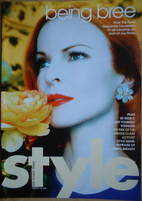 <!--2006-01-15-->Style magazine - Marcia Cross cover (15 January 2006)