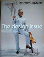 <!--2006-09-10-->The Observer magazine - The Design Issue cover (10 Septemb