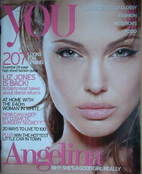 <!--2006-03-05-->You magazine - Angelina Jolie cover (5 March 2006)