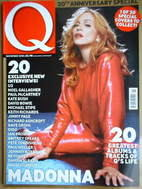 <!--2006-11-->Q magazine - Madonna 20th Anniversary Special (November 2006)