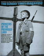 <!--2006-02-19-->The Sunday Times magazine - Pioneers Of The Promised Land