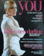 <!--2006-12-03-->You magazine - Kylie Minogue cover (3 December 2006)