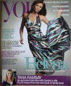 <!--2007-08-26-->You magazine - Helena Christensen cover (26 August 2007)