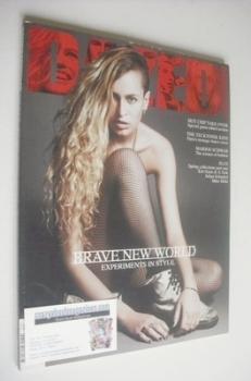 Dazed & Confused magazine (February 2008)