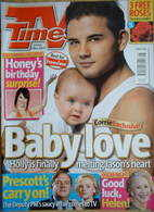 <!--2007-02-24-->TV Times magazine - Ryan Thomas cover (24 February - 2 Mar