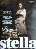 <!--2007-04-22-->Stella magazine - Dita Von Teese cover (22 April 2007)
