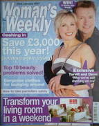 <!--2007-01-23-->Woman's Weekly magazine (23 January 2007 - Jayne Torvill a