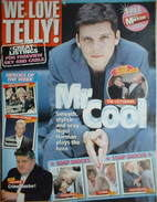 We Love Telly magazine - Nigel Harman cover (30 September - 6 October 2006)