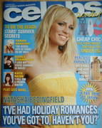 <!--2007-08-05-->Celebs magazine - Natasha Bedingfield cover (5 August 2007