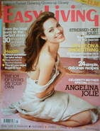 Easy Living magazine - March 2007 - Angelina Jolie cover