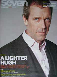 Seven magazine - Hugh Laurie cover (31 May 2009)