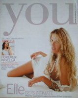 <!--2002-09-15-->You magazine - Elle MacPherson cover (15 September 2002)