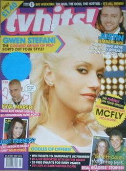 TV Hits magazine - July 2007 - Gwen Stefani cover