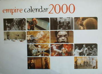 Empire calendar 2000