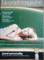 <!--2003-08-09-->Telegraph magazine - Jewel cover (9 August 2003)