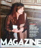 <!--2006-05-13-->The Times magazine - Cherie Blair cover (13 May 2006)