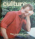 Culture magazine - Ralph Fiennes cover (9 October 2005)