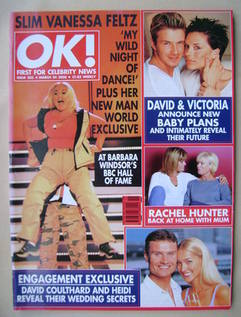 <!--2000-03-24-->OK! magazine (24 March 2000 - Issue 205)
