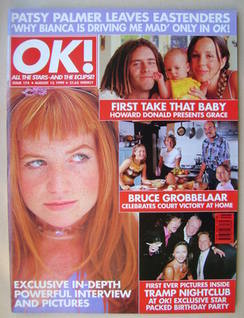 <!--1999-08-13-->OK! magazine (13 August 1999 - Issue 174)