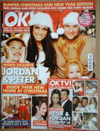 <!--2007-01-02-->OK! magazine - Jordan Katie Price and Peter Andre cover (2