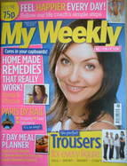 My Weekly magazine (8 September 2007)
