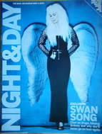 Night & Day magazine - Cher cover (9 May 2004)