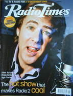 <!--2000-12-02-->Radio Times magazine - Jonathan Ross cover (2-8 December 2
